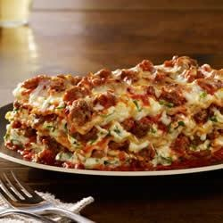 Lasagna italiana in sos Johnsonville