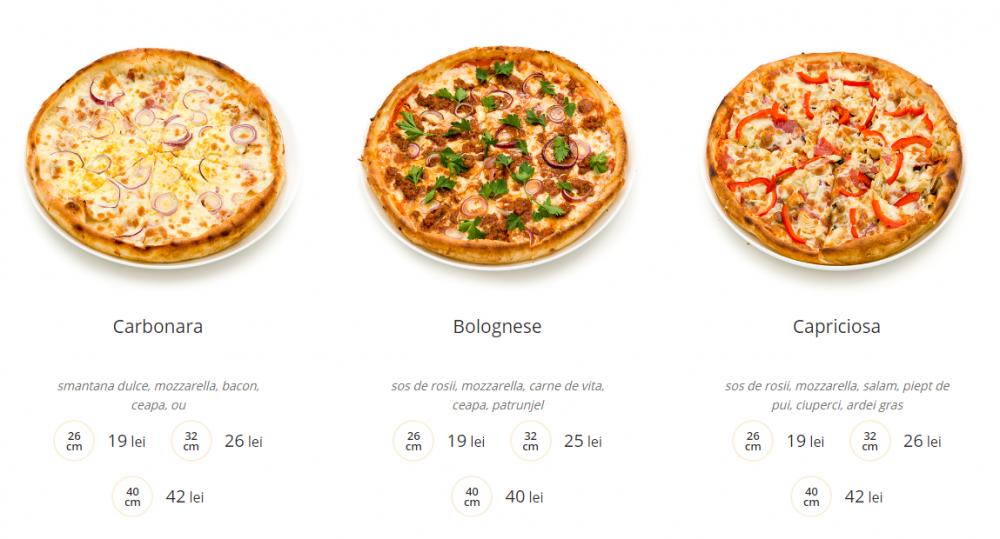 pizzerie otopeni